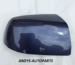 FORD FIESTA 05-08 WING MIRROR COVER LH OR RH SIDE IN JEANS BLUE